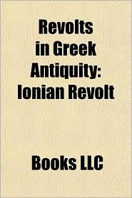 Revolts in Greek Antiquity: Ionian Revolt
