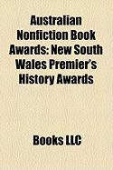 Australian Nonfiction Book Awards: New South Wales Premier's History Awards