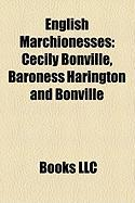 English Marchionesses: Cecily Bonville, Baroness Harington and Bonville