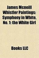 James McNeill Whistler Paintings: Symphony in White, No. 1: The White Girl