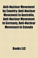 Anti-Nuclear Movement by Country: Anti-Nuclear Movement in Australia