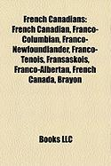 French Canadians: French Canadian