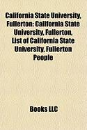 California State University, Fullerton: Peter Luczak