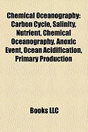 Chemical Oceanography: Anoxic Event