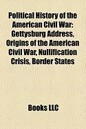 Political History of the American Civil War: Origins of the American Civil War