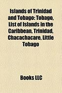 Islands of Trinidad and Tobago: List of Islands in the Caribbean