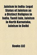 Jainism in India: Legal Status of Jainism as a Distinct Religion in India