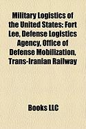 Military Logistics of the United States: Defense Logistics Agency