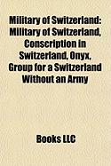 Military of Switzerland: Swedish Allotment System