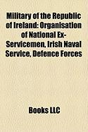 Military of the Republic of Ireland: Organisation of National Ex-Servicemen