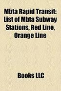 Mbta Rapid Transit: List of Mbta Subway Stations