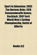 Sport in Edmonton: 2005 Tim Hortons Brier