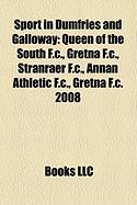 Sport in Dumfries and Galloway: Queen of the South F.C.