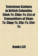 Television Stations in British Columbia: Chek-TV