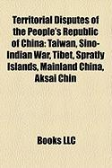 Territorial Disputes of the People's Republic of China: Spratly Islands