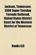 Jackson, Tennessee: 2008 Super Tuesday Tornado Outbreak, United States District Court for the Western District of Tennessee