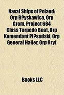 Naval Ships of Poland: Orp B?yskawica, Orp Grom, Project 664 Class Torpedo Boat, Orp Komendant Pi?sudski, Orp General Haller, Orp Gryf