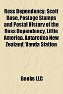 Ross Dependency: Scott Base, Postage Stamps and Postal History of the Ross Dependency, Little America, Antarctica New Zealand, Vanda St