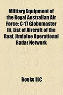 Military Equipment of the Royal Australian Air Force: C-17 Globemaster III, List of Aircraft of the Raaf, Jindalee Operational Radar Network