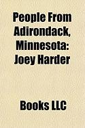 People from Adirondack, Minnesota: Joey Harder