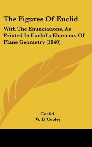 The Figures Of Euclid - Euclid