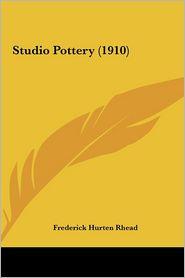Studio Pottery (1910)