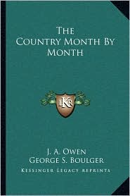 The Country Month by Month