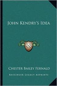 John Kendry's Idea