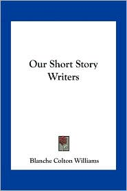 Our Short Story Writers