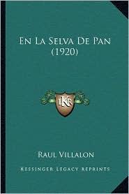 En La Selva de Pan (1920)