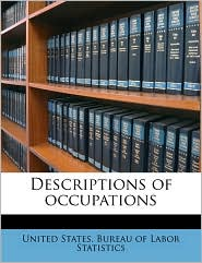 Descriptions of Occupations