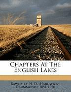 Chapters at the English Lakes