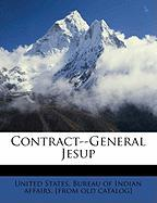Contract--General Jesup