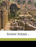 Sunny Poems ..