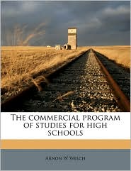 The Commercial Program of Studies for High Schools