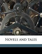 Novels and Tales - Stevenson, Robert Louis