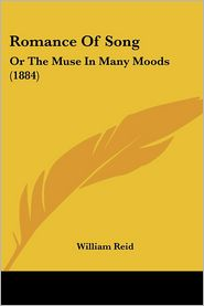 Romance of Song: Or the Muse in Many Moods (1884)
