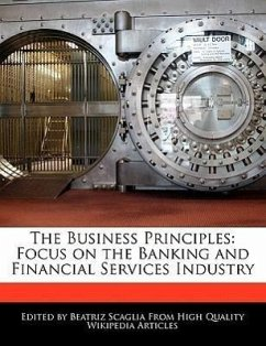 The Business Principles: Focus on the Banking and Financial Services Industry