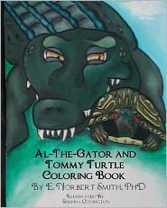 Al the Gator and Tommy Turtle Coloring Book