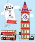 Box World Adventures: Building Crafty Cardboard Projects [With Sticker(s) and Paper]