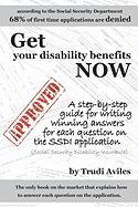 Get Your Disability Benefits Now - Aviles, Trudi