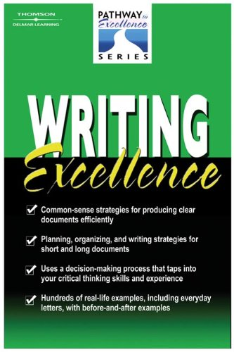 Writing Excellence: The Pathway to Excellence Series - Lee Clark Johns