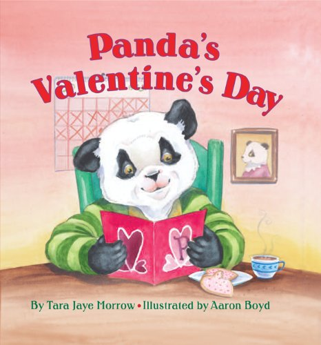 Panda's Valentine's Day (Cuddle  &  Read) - Tara Jaye Morrow
