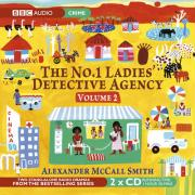 The No. 1 Ladies' Detective Agency: 'The Maid' and 'Tears of the Giraffe' v. 2 (Radio Collection)
