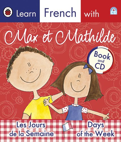 Max Et Mathilde Days Of The Week - Ladybird