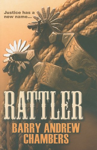 Rattler (Wheeler Large Print Western) - Barry Andrew Chambers