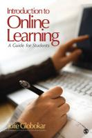 Introduction to Online Learning: A Guide for Students - Globokar, Julie L.