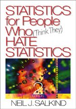 Statistics for People Who (Think They) Hate Statistics with SPSS Student Version 13.0 2nd Edition - Neil J. Salkind
