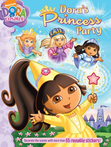 Dora's Princess Party (Dora the Explorer (Simon Spotlight)) - Molly Reisner