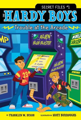 Trouble at the Arcade (Hardy Boys: The Secret Files) - Dixon, Franklin W.